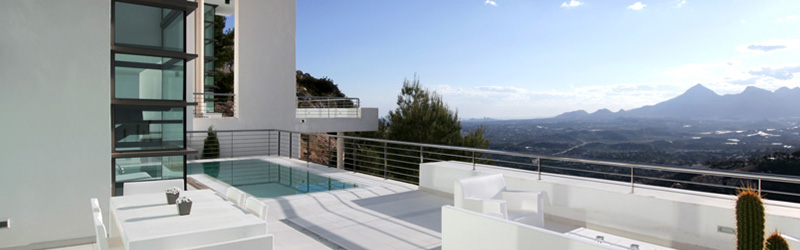 Rent Villas Altea