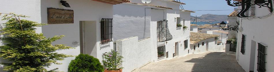 Alquiler de villas de lujo en Alicante
