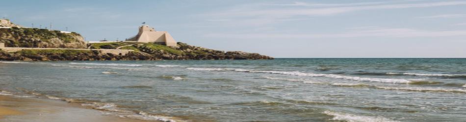 Luxury villas on the beach Alicante
