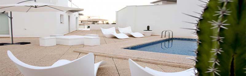 Luxury villa rentals in Altea