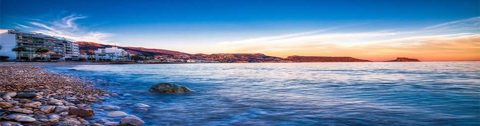 Casas de lujo en la playa de Altea
