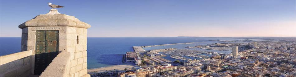 Villas de vacaciones en Alicante