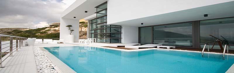 Villas to rent with pool altea