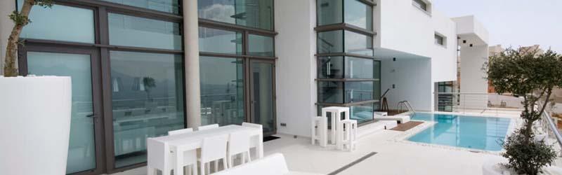 Alquiler de casas con piscina Alicante