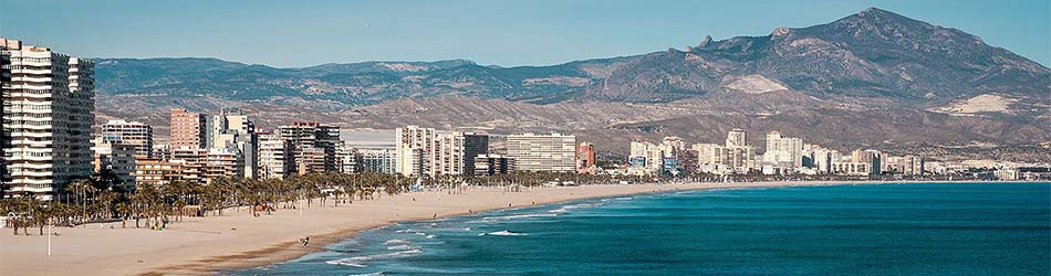 Alquiler de casas con piscina en Alicante