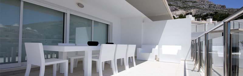Alquiler de villas en la playa Alicante